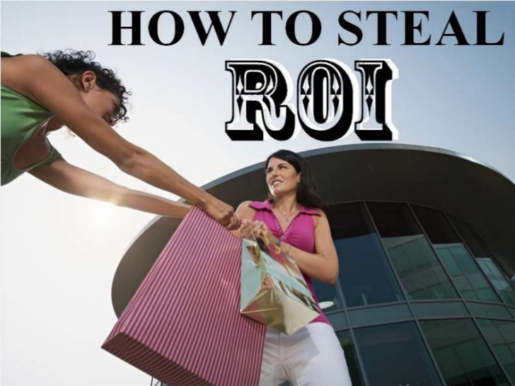 How to Steal ROI from Competitors Branding Efforts