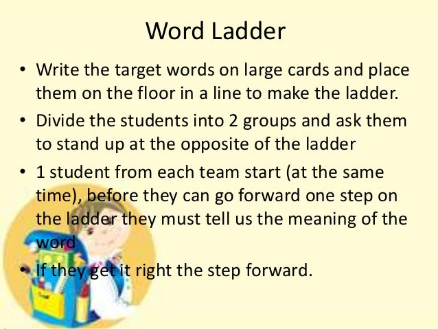 teaching english to young learners essay When teaching english to young learners this way, you can incorporate many activities, songs, and stories that build on students' knowledge and recycle language throughout the unit 5 use stories and contexts familiar to students.