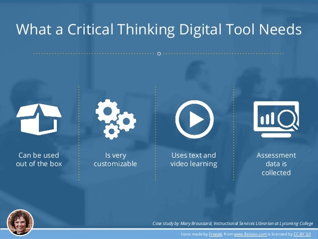 how to develop critical thinking in students
