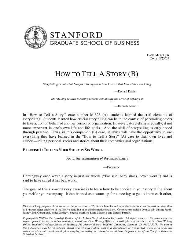 Storytelling, el poder de las historias como elemento de gestión del conocimiento y aprendizaje 5