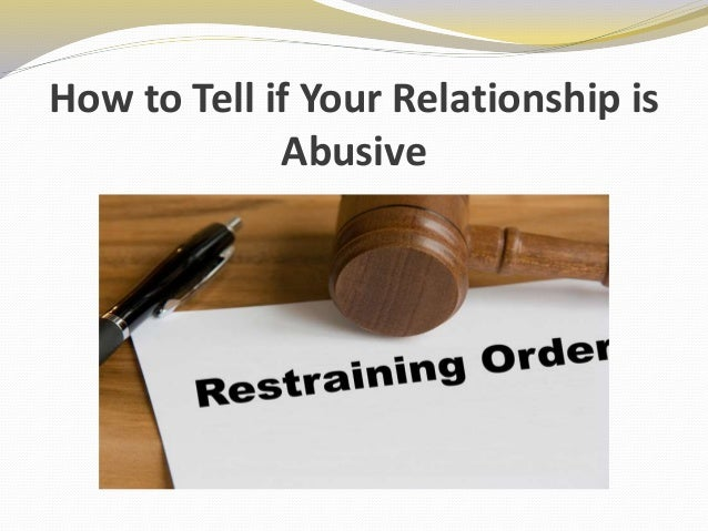 What To Do If Your Husband Is Abusive