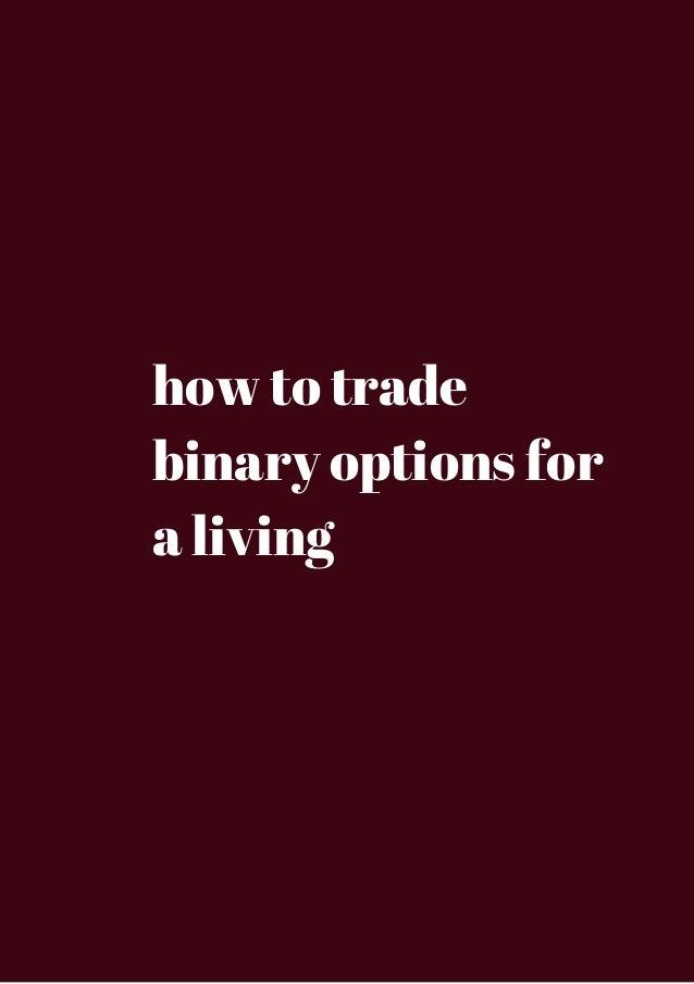 Opzioni binarie novita
