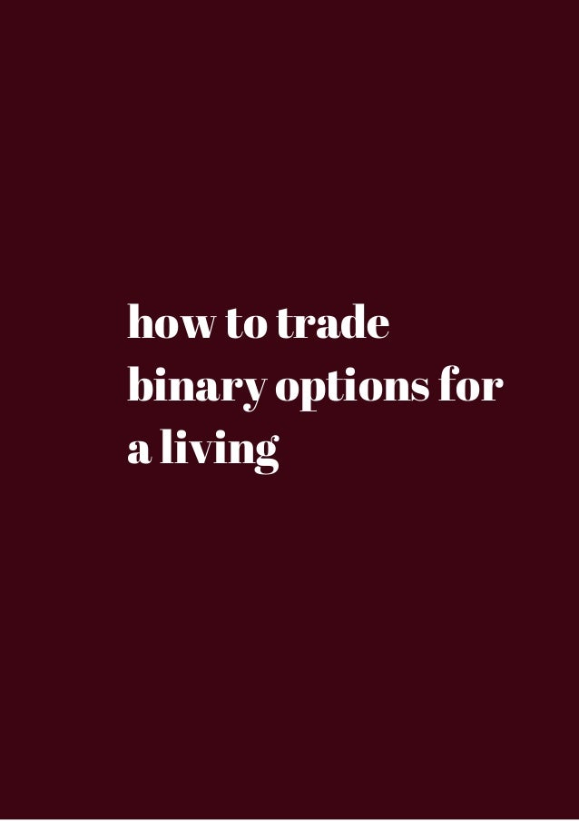 Anyone trade forex for a living