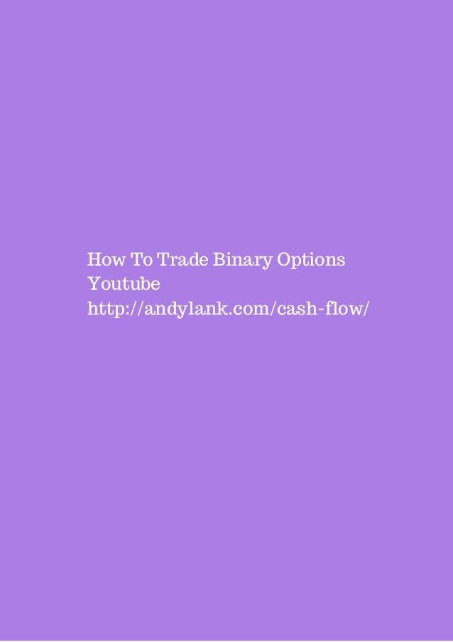 Cara daftar binary option