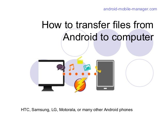 photo transfer android to pc images