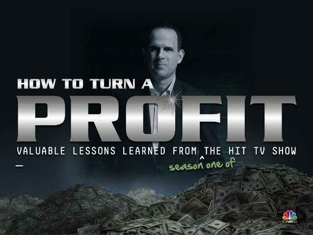 6 Valuable Lessons on How to Turn a Profit - @cnbc @marcuslemonis #TheProfit