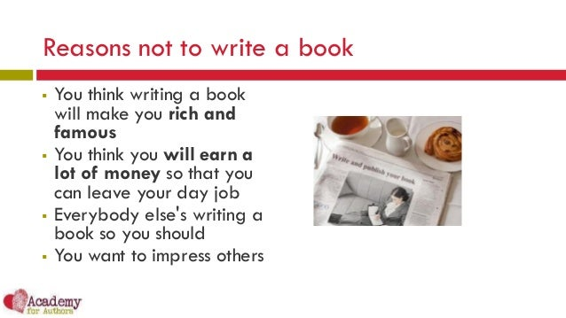 How to write story book