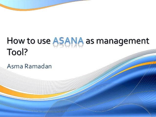 Asma Ramadan