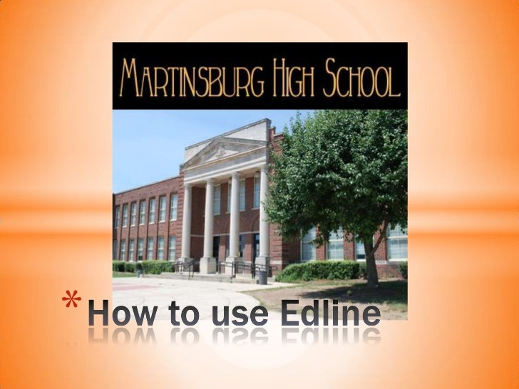 How to use edline