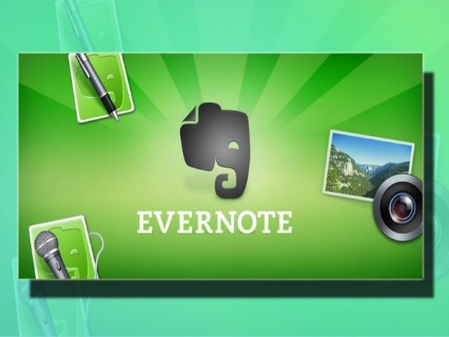 How to use Evernote.