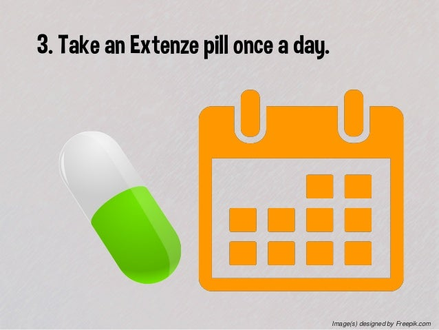 Is It Safe To Take 2 Extenze Pills