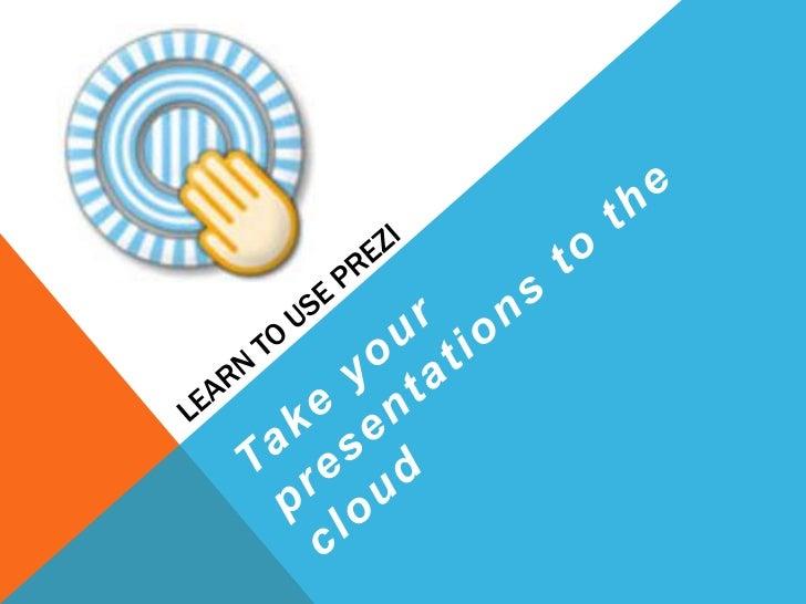 how to download prezi presentaiton