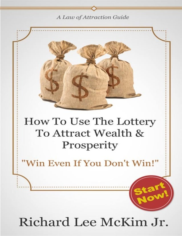 How to use law of attraction for lottery
