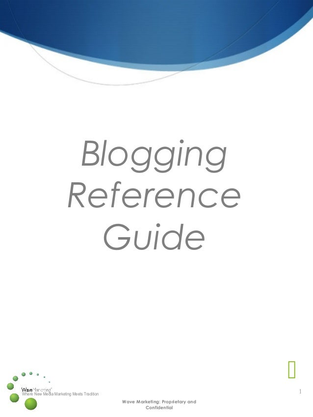 How to use wordpress guide