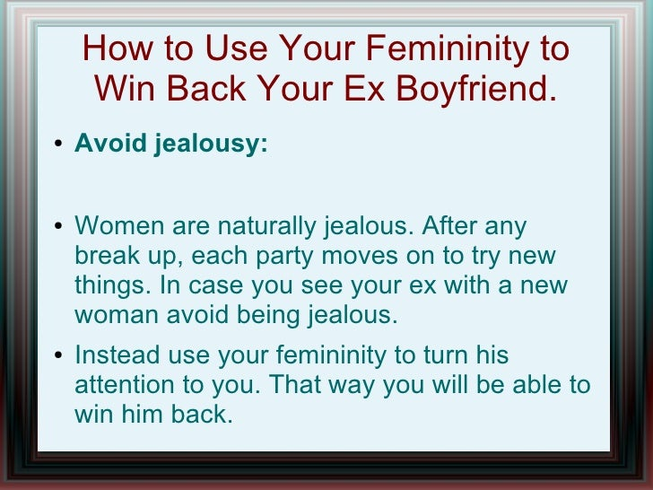 How To Get A Woman Jealous
