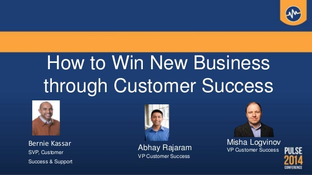 How to Win New Business through Customer Success