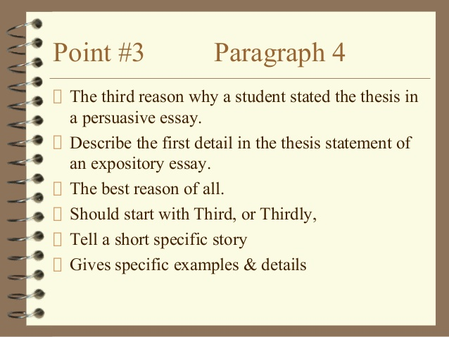 university essay paragraph length