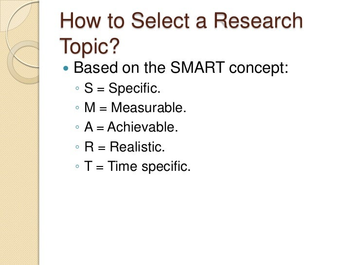 How to write basic research proposal