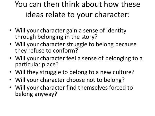 How to begin a belonging essay writer