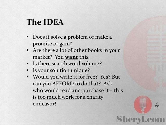Is the book speak best seller material?