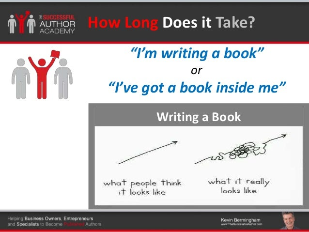 How hard is it to write a book