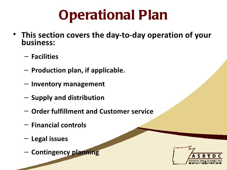Operational Plan Business Plan  HearingOfferCf