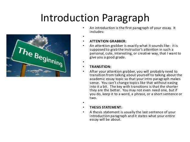 Great attention grabbers for essays examples