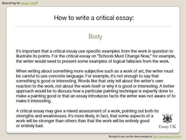 Write quotations essay