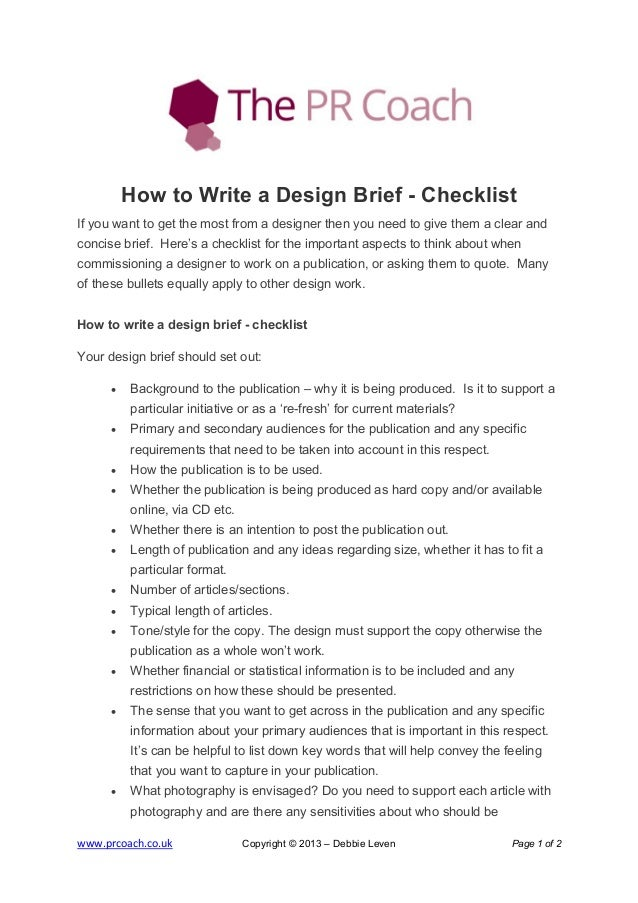 Dissertation Prospectus How To Write