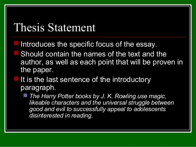 many sentences should introduction essay