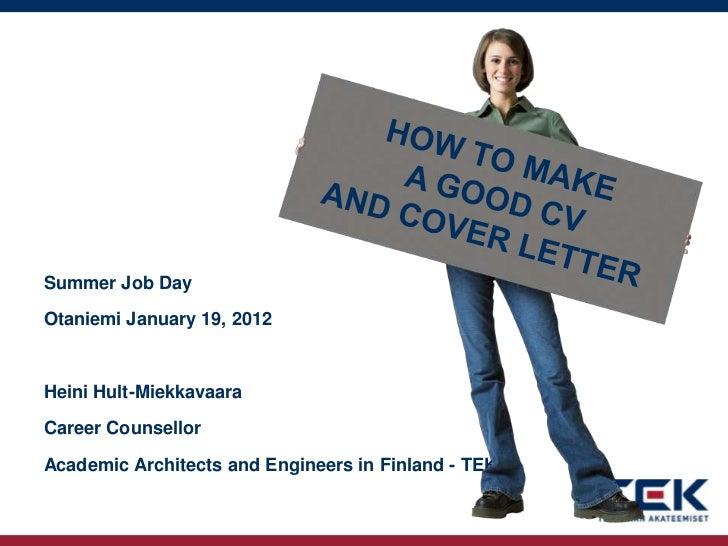 best sample cover letter for resume cover letter for a cv sample ...