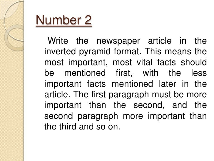 When writing a paper, is it best to spell out a number or use the number key?