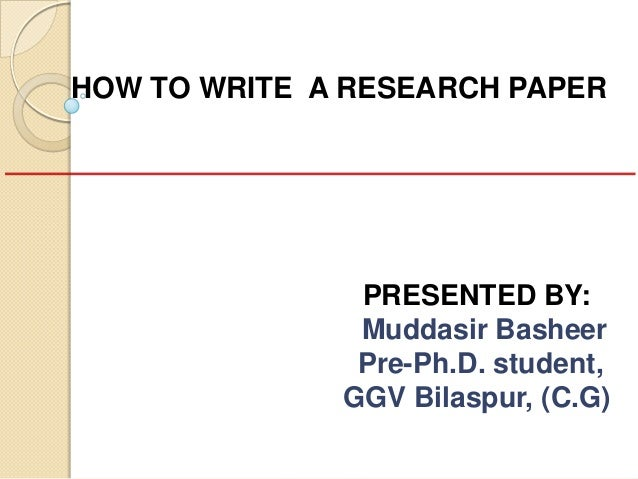 how to put interviews in a research paper