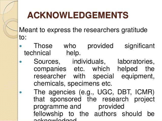 how to write acknowledgement for term paper Writing the acknowledgments: the  i google found it when looked for ideas of how to write an acknowledgement i am in a step of writting a paper,.
