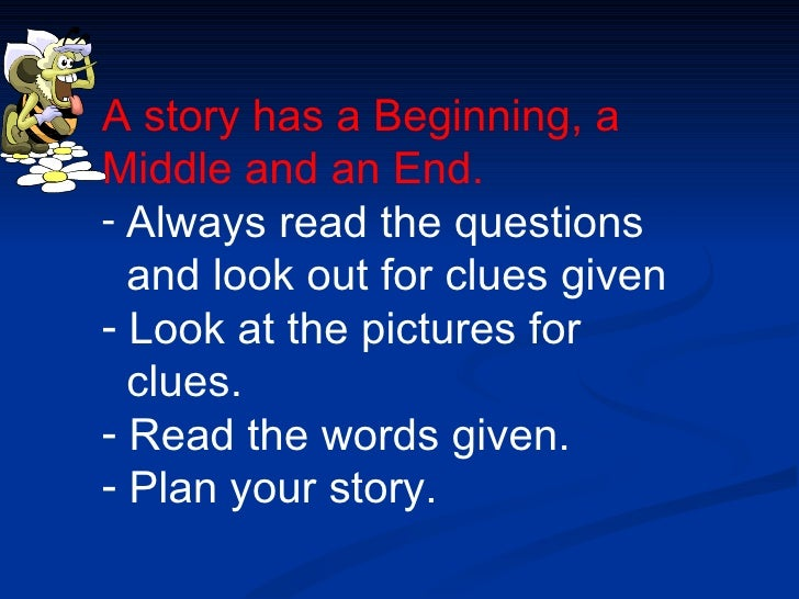 How to write good story