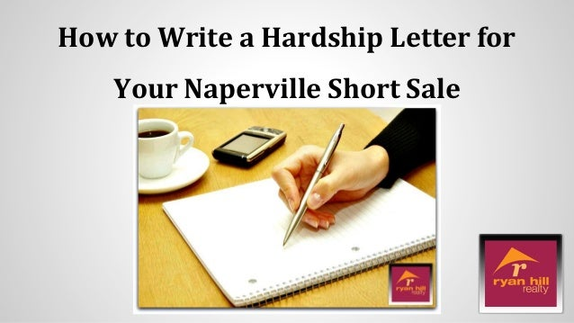 How to Write a Hardship Letter?
