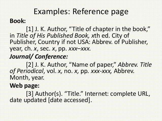 how reference thesis Identify the work as a doctoral dissertation or master's thesis in parentheses after the title give the accession or order number at the end of the reference.