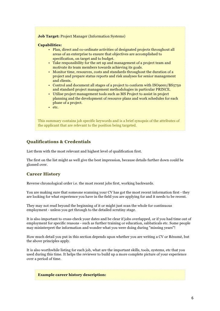 writing a killer resume how to write a killer cv resume