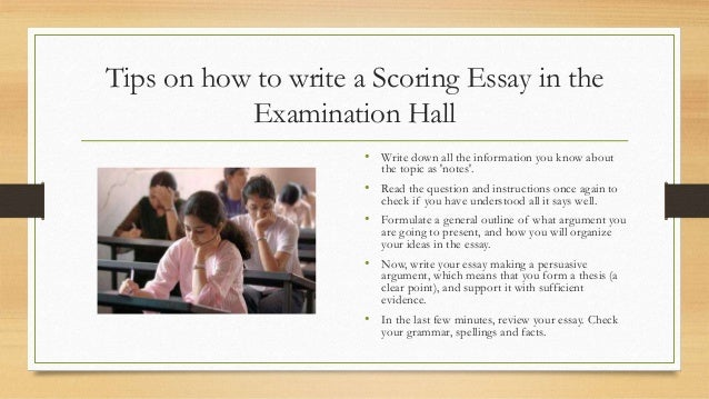 what examiners look for in essays An exam reader's advice on writing ap central as you think about encouraging your students to do their best on the writing section of the ap english literature.