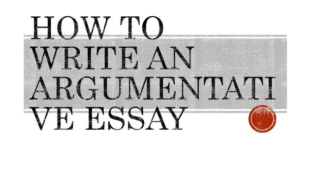 argumentive essays on leadership 40 writing topics: argument and persuasion topic suggestions for an argumentative paragraph, essay, or speech.