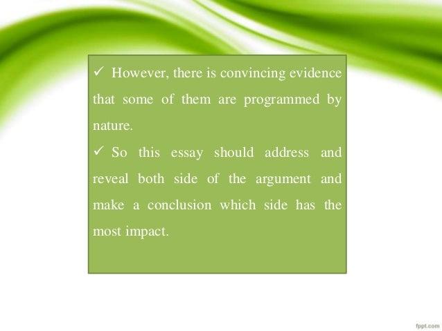 the nature of child development essay Child observation essay child observation is a critical aspect in understanding child development piaget's theory of development focuses on the nature and.