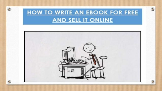 How to write a book online and free