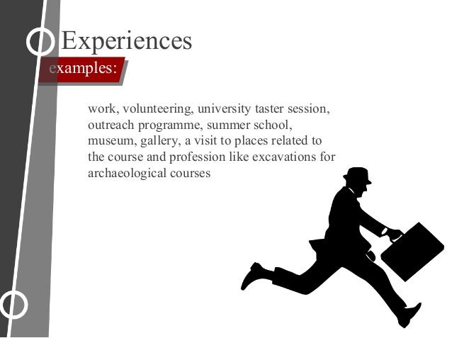 volunteering experience essay