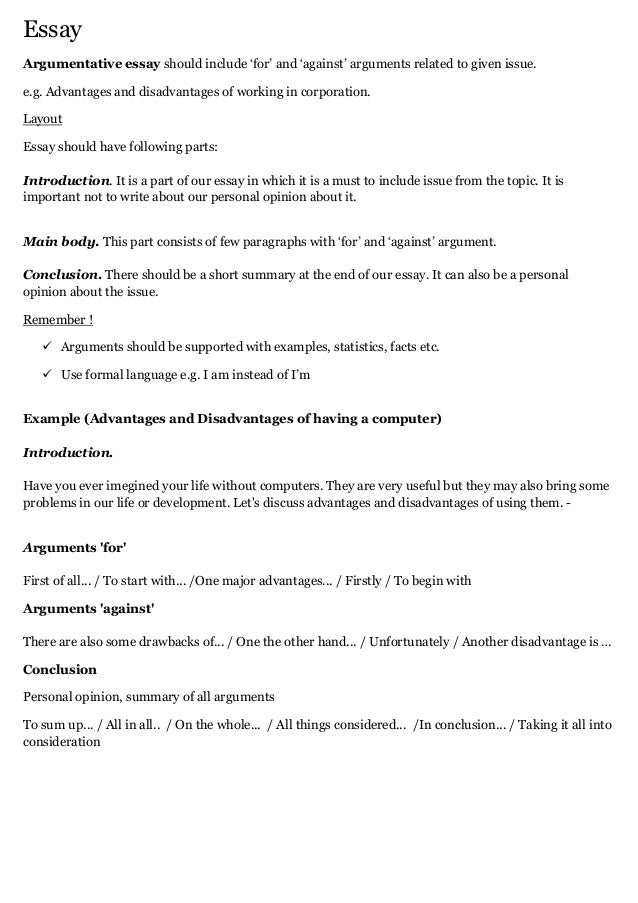 Argumentative Essay Structure Sample Argumentative Essay Proposal Argument  Essay Outline Good Proposal Argument Essay Topics Proposal