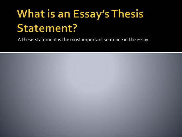 How should i transition between my hook and thesis statement in my introduction?