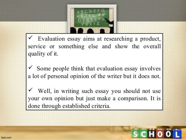 templates for writing an essay