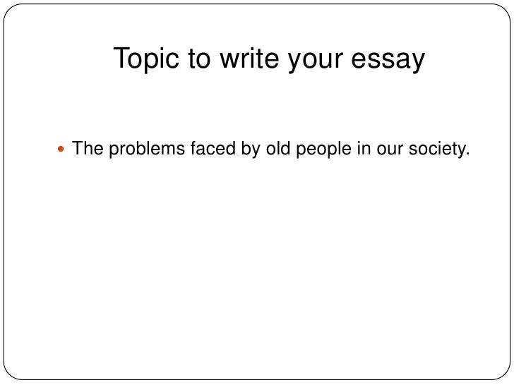 What is a good informative essay topic?