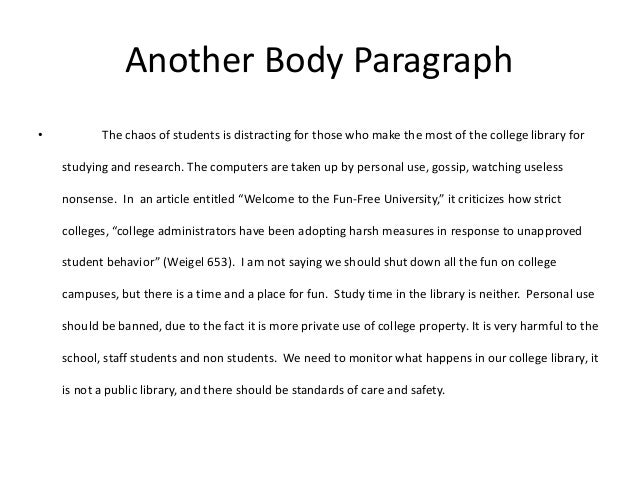 I have to write a essay can you tell me if this paragraph has any mistakes.?