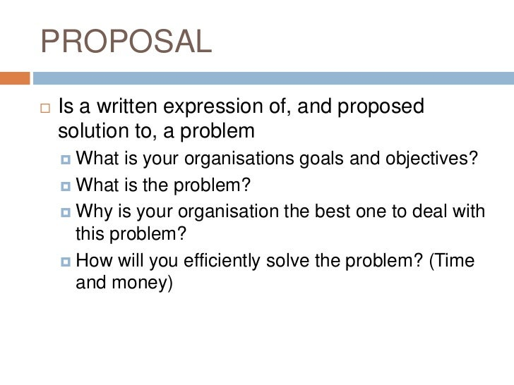 Proposing A Solution Essay Topics