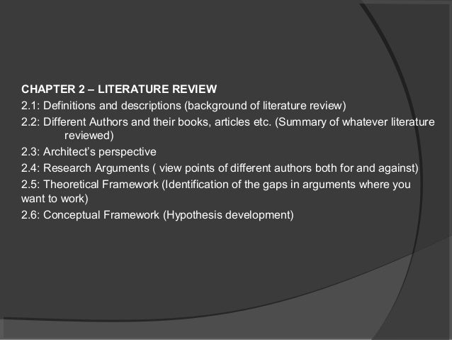 architectural thesis methodology Chapter 7 data collecting methodology 71 introduction  means of literature studies, as for example those in chapters 2 and 3 of this thesis 293.